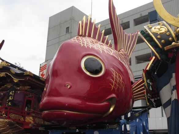 Floats of Karatsu